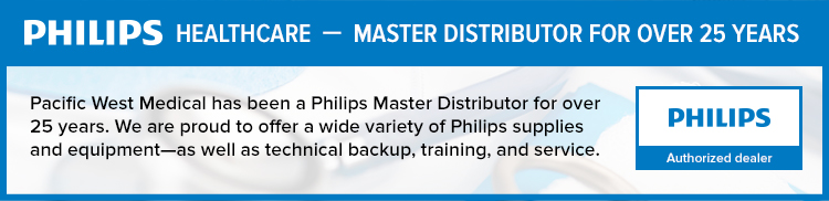 Philips Healthcare Master Distributor for over 25 years.